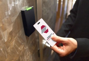 Card Access System with Sonitrol