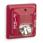 Fire Horn and Strobe for a Fire Alarm System