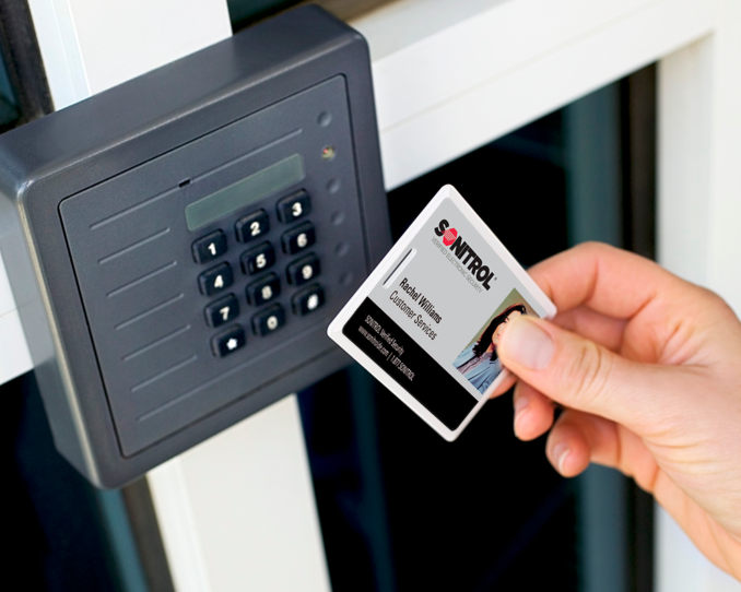 Sonitrol's Exclusive Managed Access Control For Car Dealership Industries